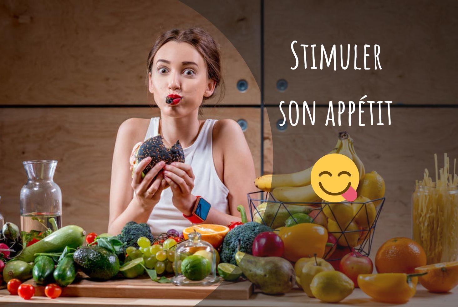 stimuler son appétit